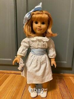 American Girl/Pleasant Company Nellie 18 Doll Display Only