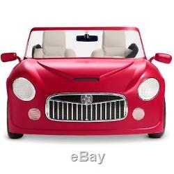American Girl Red RC sport SPORTS CAR for Luciana Grace Julie Doll SHIP SAME DAY