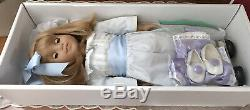 American Girl Retired Pleasant Company Nellie Doll In Box With Necklace & Outfit