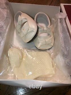 American Girl Samantha Lawn Party Shoes & Socks NIB NRFB RETIRED