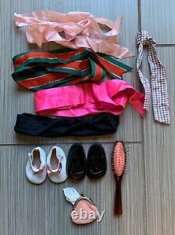 American Girl Samantha Parkington Doll Dress Patterns Pleasant Company A1