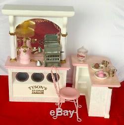 American Girl Samantha Tyson's Ice Cream Parlor! Retired & Rare