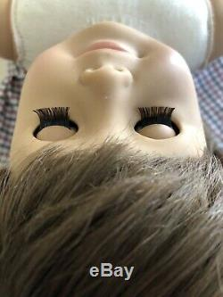 American Girl Samantha White Body Doll EARLY Pleasant Company