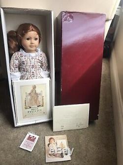 American Girl Signed Felicity Doll 1991 Pleasant Company RARE