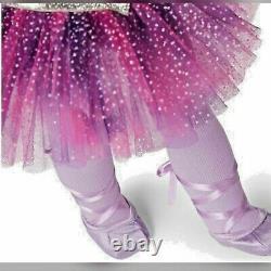 American Girl Sugar Plum Fairy Nutcracker Outfit for 18-inch Dolls NEW NO DOLL