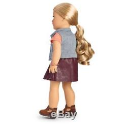 American Girl Tenney Doll & Book + Xmas Catalogue & Best Reviews
