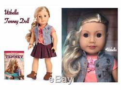 American Girl Tenney Grant Doll & Book New NIB 18 Tenny Bonus Activity Cards