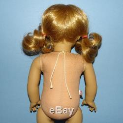 American Girl Today Doll AGOT GT21E Light Skin Curly Honey Blond Hair Hazel Eyes