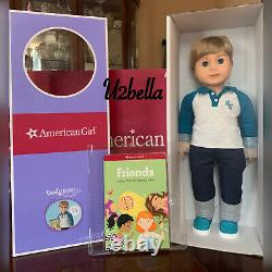American Girl Truly Me 74 Boy Doll & Book SAME DAY SHIP NEW IN BOX