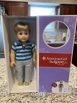 American Girl Truly Me 74 Boy Doll IN BOX