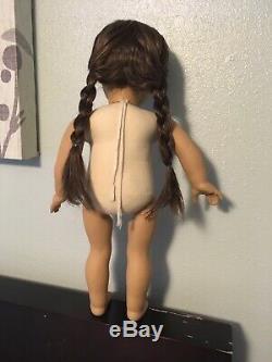 American Girl White Body Molly
