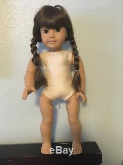 American Girl White Body Molly TLC