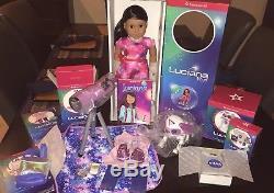 American Girl doll Luciana Vega