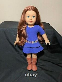 American Girl doll of the year Saige 2013