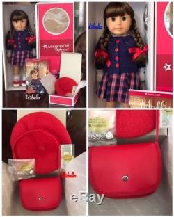 American girl Doll Molly Beforever doll & Book With Accessories NEW IN BOX