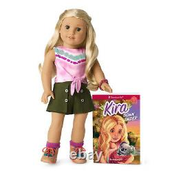American girl Kira Girl of The Year Down Under NEW