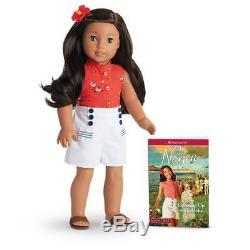 American girl Nanea Doll & Book NEW