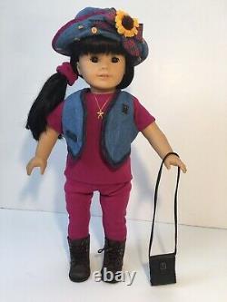 American girl Pleasant Company Asian doll JLY#4 Lot Beautiful