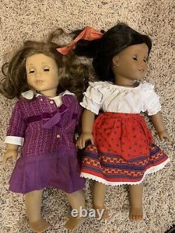 American girl doll Lot