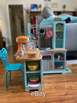 American girl doll accessories used