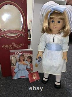 American girl doll nellie new