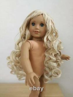 American girl doll wig NEW, head size 10-11 Never used