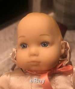 Baby Polly & Cradle American Girl Felicity's Baby Sister RARERETIRED EUC
