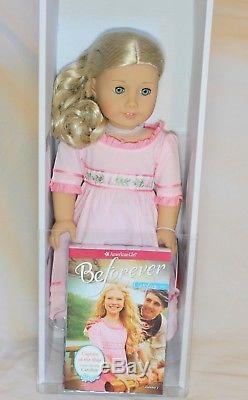 Caroline American Girl Doll, BeForever. RETIRED