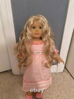 Caroline American Girl Doll Retired American Girl