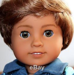 Custom BOY American Girl Doll OOAK Full Repaint Fletcher by Jack Dolls