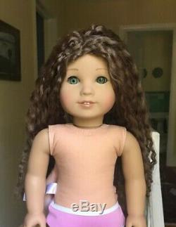Custom american girl doll ooak caroline ivy kanani