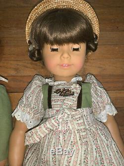 Gotz Poppe Modell 18 Romina & Romino Vinyl Doll Set Pre-American Girl RARE