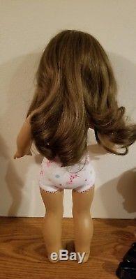Gotz Romina American Girl Prototype Vinyl Doll