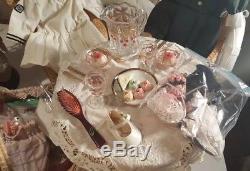 HUGE LOT 1986 Pleasant Company / American Girl Samantha + Rare Accessories