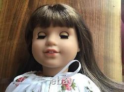 Helen Custom American Girl Doll OOAK Brown Hair Bangs Brown Eyes Julie