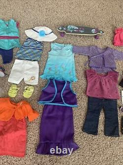 Huge Lot #2 American Girl Pleasant Company Doll Clothes Outfits and Accessories