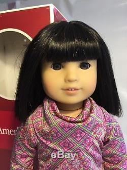 Ivy Ling American Girl Doll RETIRED (and accessories)