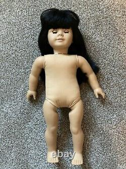 JUST LIKE YOU JLY #4 American Girl Asian doll Pleasant Company 749/76 One Owner