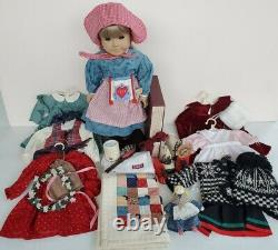 Kirsten American Girl Doll plus Clothes, Books, and Accessories