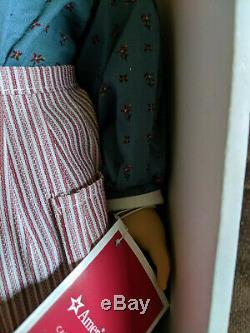 Kirsten Historical American Girl Doll Full Size-New in Box, Retired