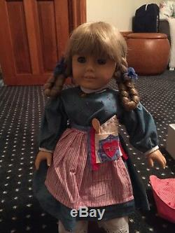 Kirsten-Vintage American Girl doll, including accessories and books
