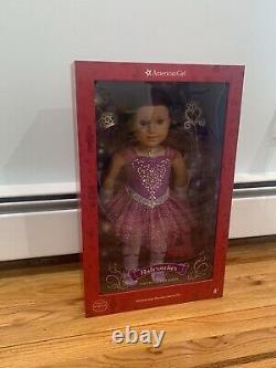 Limited Edition 2020 American Girl Nutcracker Sugar Plum Fairy Doll New in Box