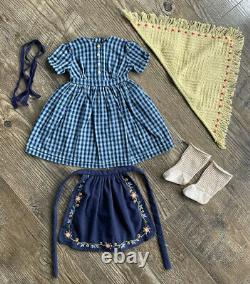 Limited Edition American Girl Kirstens On The Trail Outfit