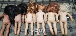 Lot Of 17 American Girl Dolls