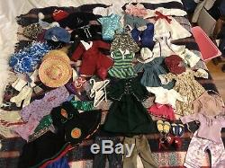 Lot of 18 Doll Clothes Shoes Accessories fits American Girl, Assorted Brands