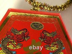 MINT American Girl PC Chinese New Year Outfit Celebration Firecrackers Gong'96
