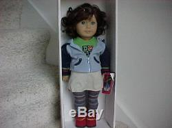 MINT-IN-BOX! Never Removed! 2001 Girl of the Year American Girl LINDSEY & Book