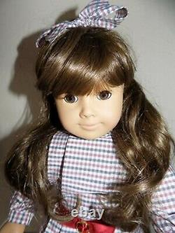 MINT WHITE BODY 1987 Pleasant Company Samantha American Girl Adult Collector's