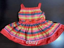Maryellen's Rockin' Roller Skating Outfit- Retired EUC for American Girl Dolls