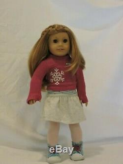 Mia American Girl Doll, Girl of the Year 2008. Starter set